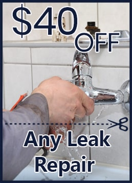 Special Offer Leak Repair